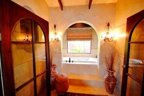 Elegant Spanish Colonial Home in Beachfront Community - 9