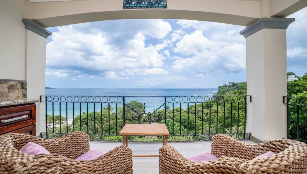 Ocean Views from both Bedrooms w: Excellent Price - 5