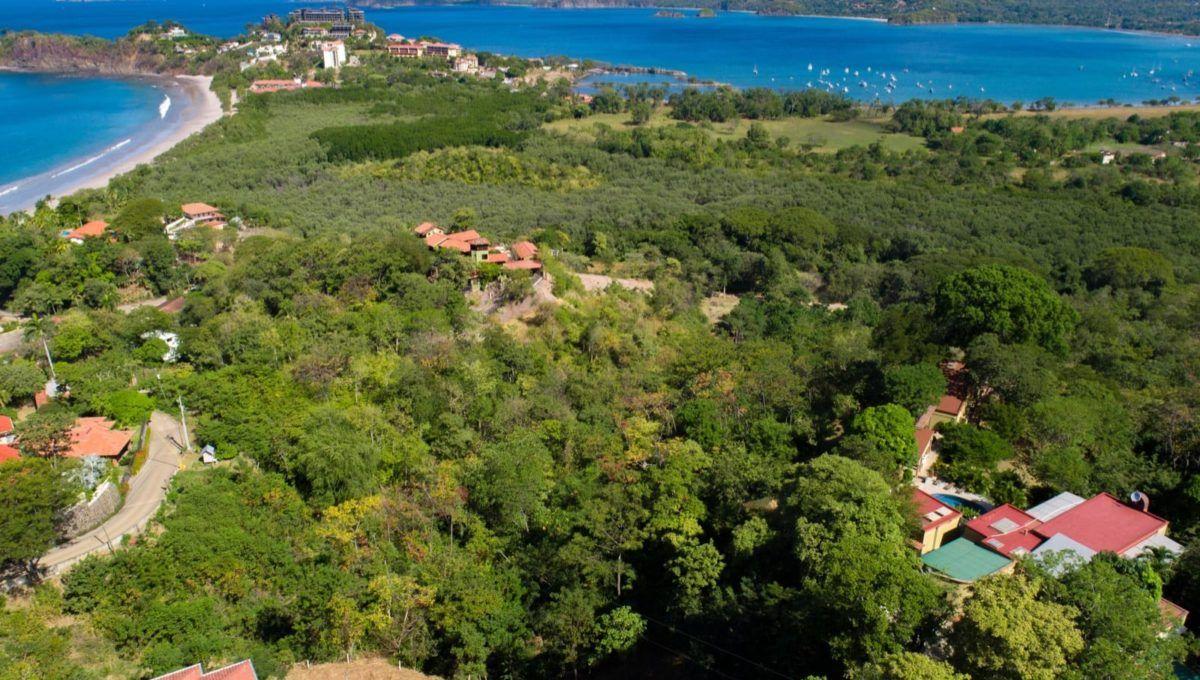Just Reduced! | Oceanview ridge lot in Playa Flamingo - 1