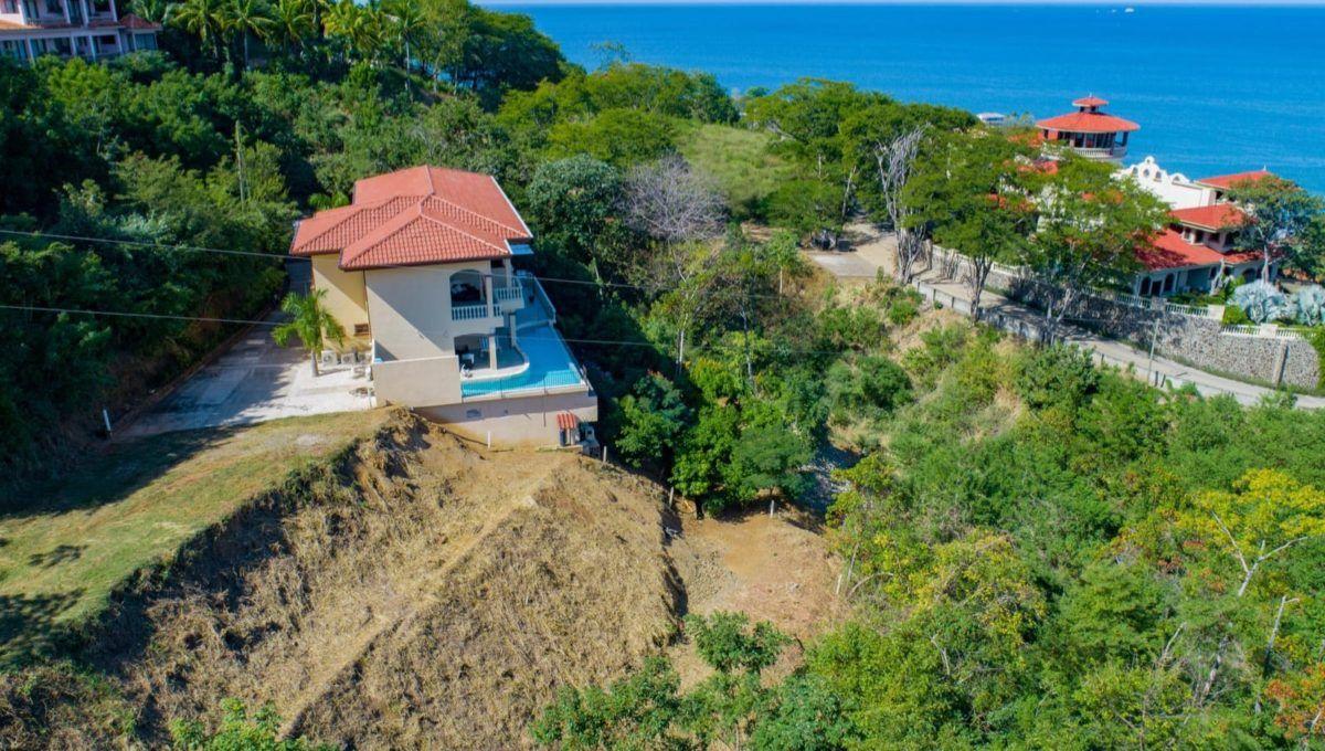 Just Reduced! | Oceanview ridge lot in Playa Flamingo - 3