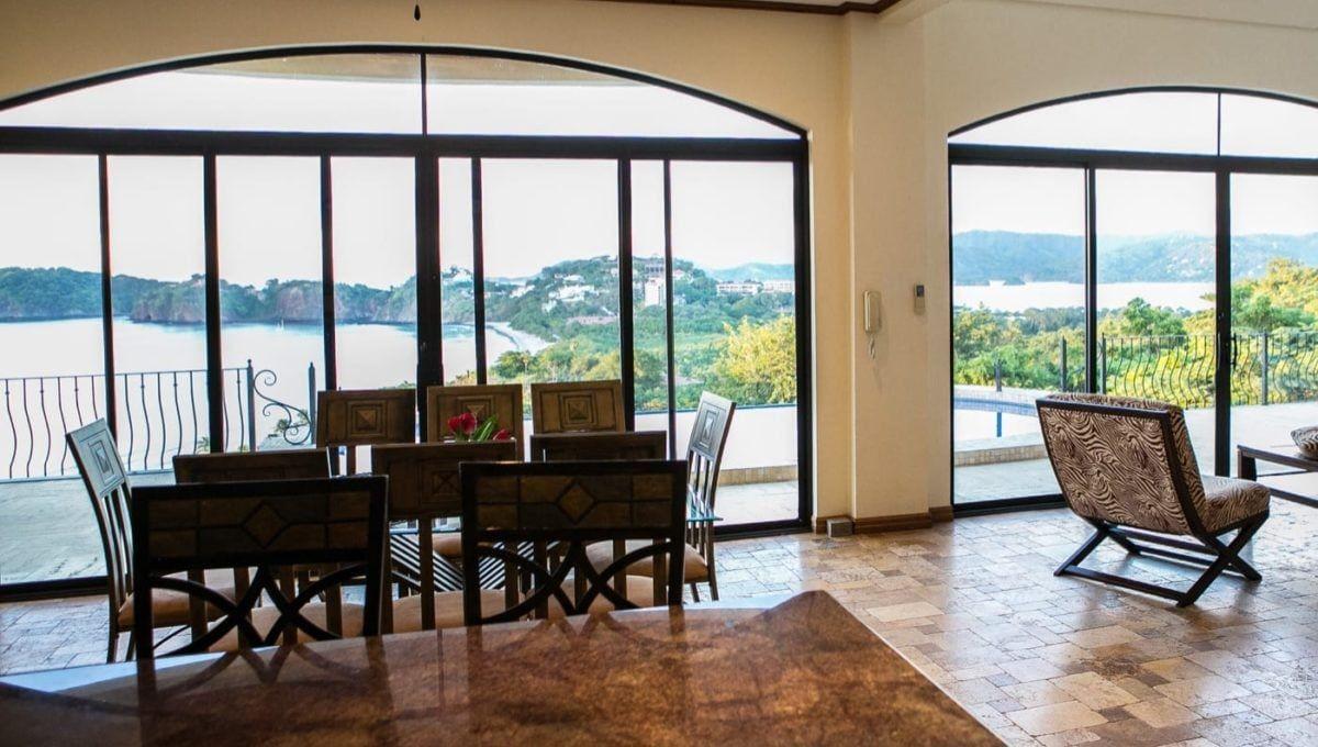 Ocean Views and Deep Blue Hues-Mountain Home in Playa Flamingo - 10