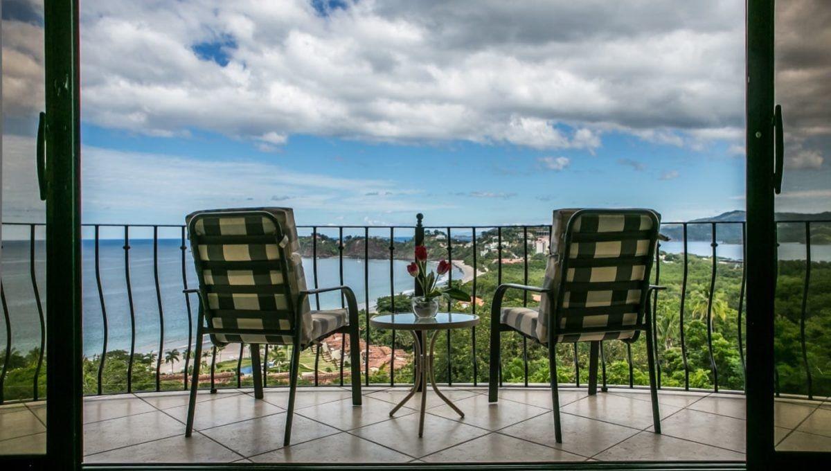 Ocean Views and Deep Blue Hues-Mountain Home in Playa Flamingo - 14