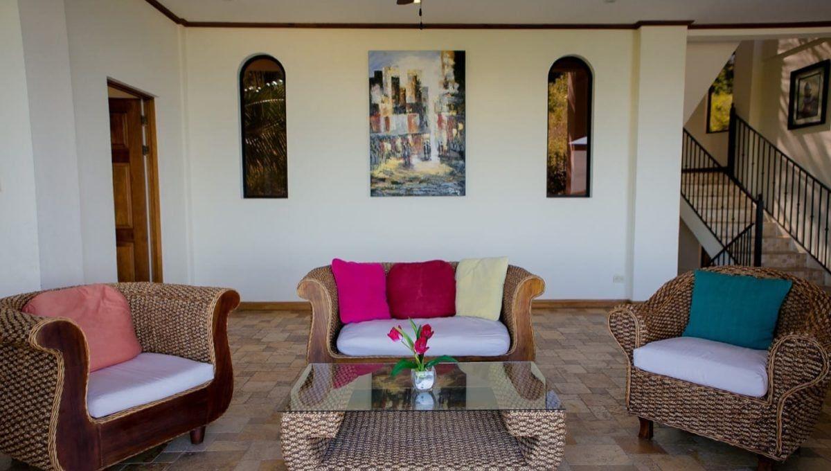 Ocean Views and Deep Blue Hues-Mountain Home in Playa Flamingo - 15