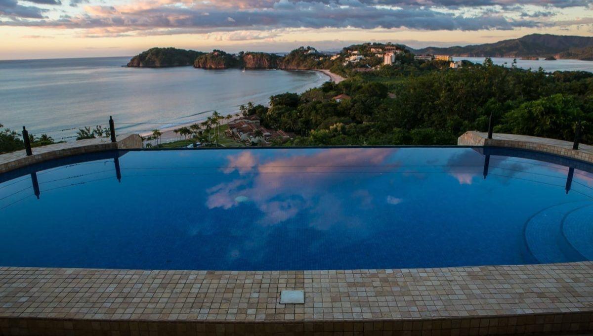 Ocean Views and Deep Blue Hues-Mountain Home in Playa Flamingo - 17