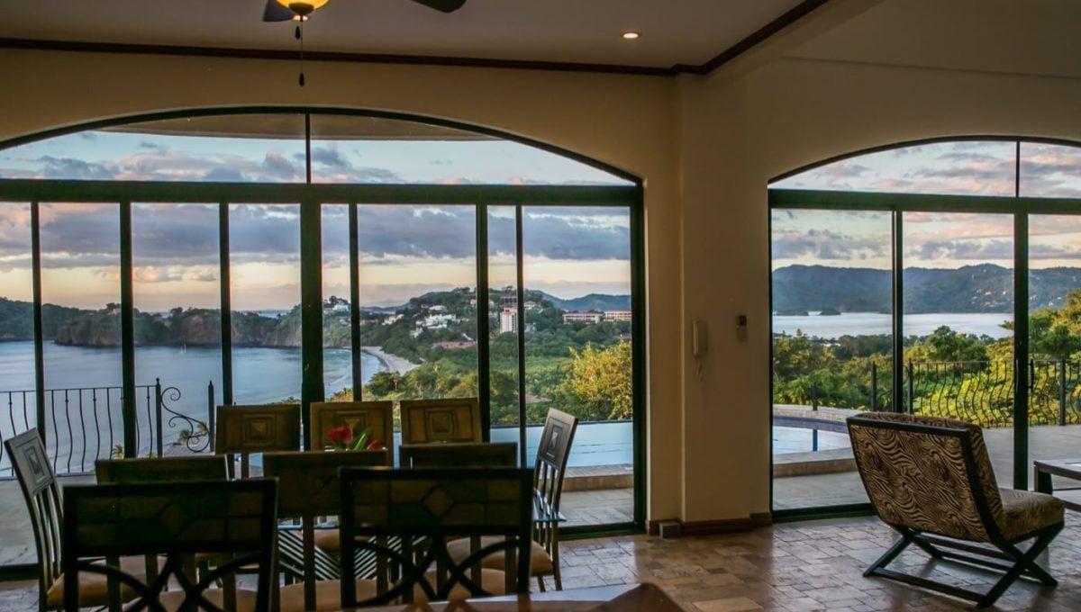 Ocean Views and Deep Blue Hues-Mountain Home in Playa Flamingo - 7