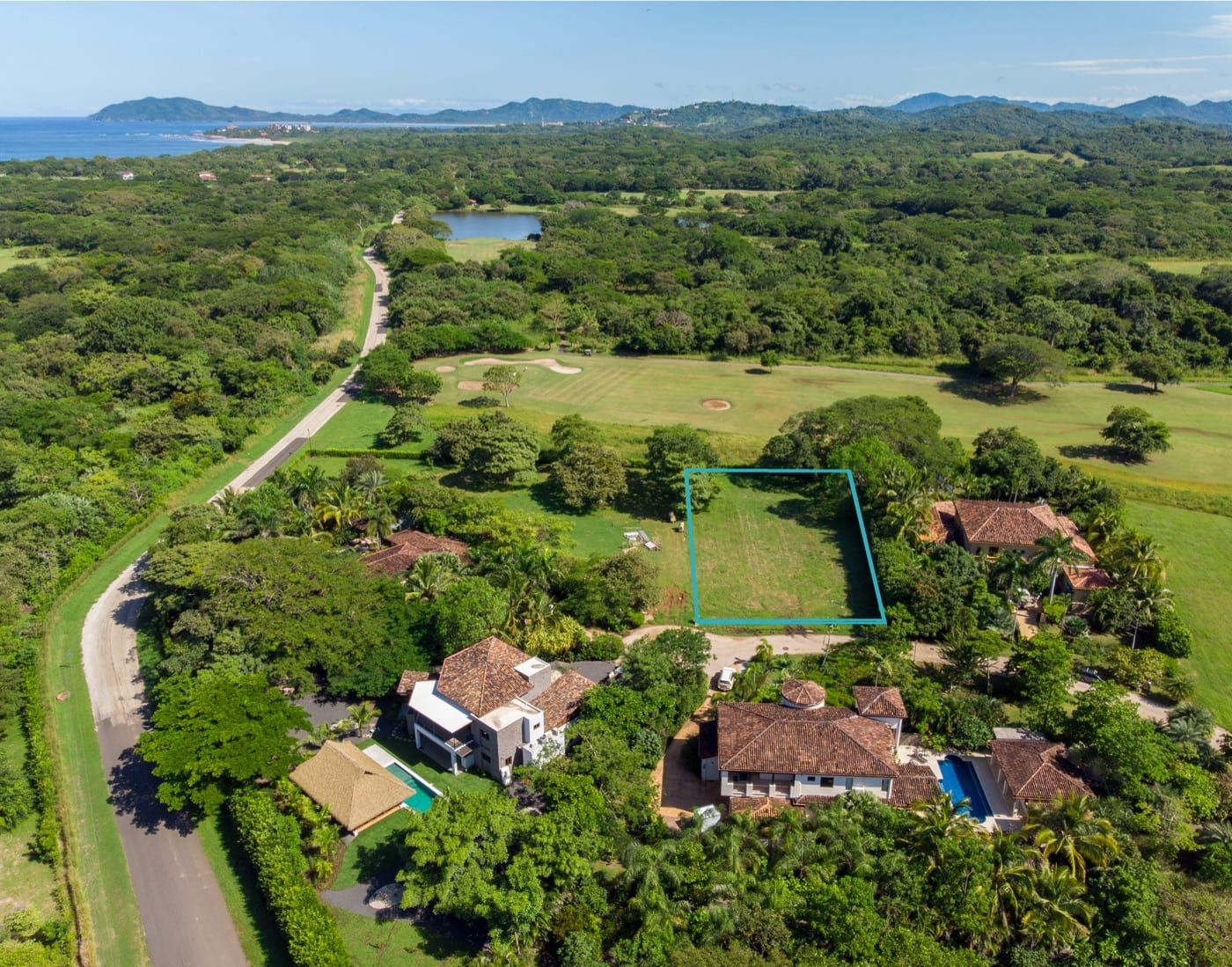 Hole-in-One from Your Building Lot in Hacienda Pinilla