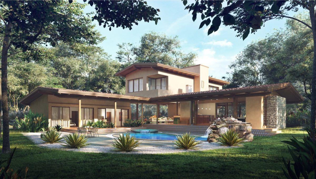 The Pinnacle of Indoor : Outdoor Living in Hacienda Pinilla