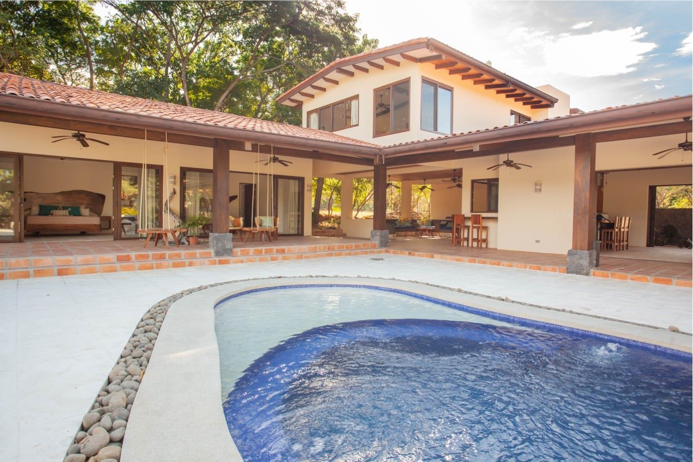 The Pinnacle of Indoor / Outdoor Living in Hacienda Pinilla