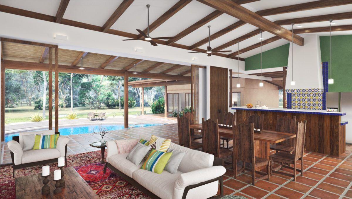 The Pinnacle of Indoor : Outdoor Living in Hacienda Pinilla 30