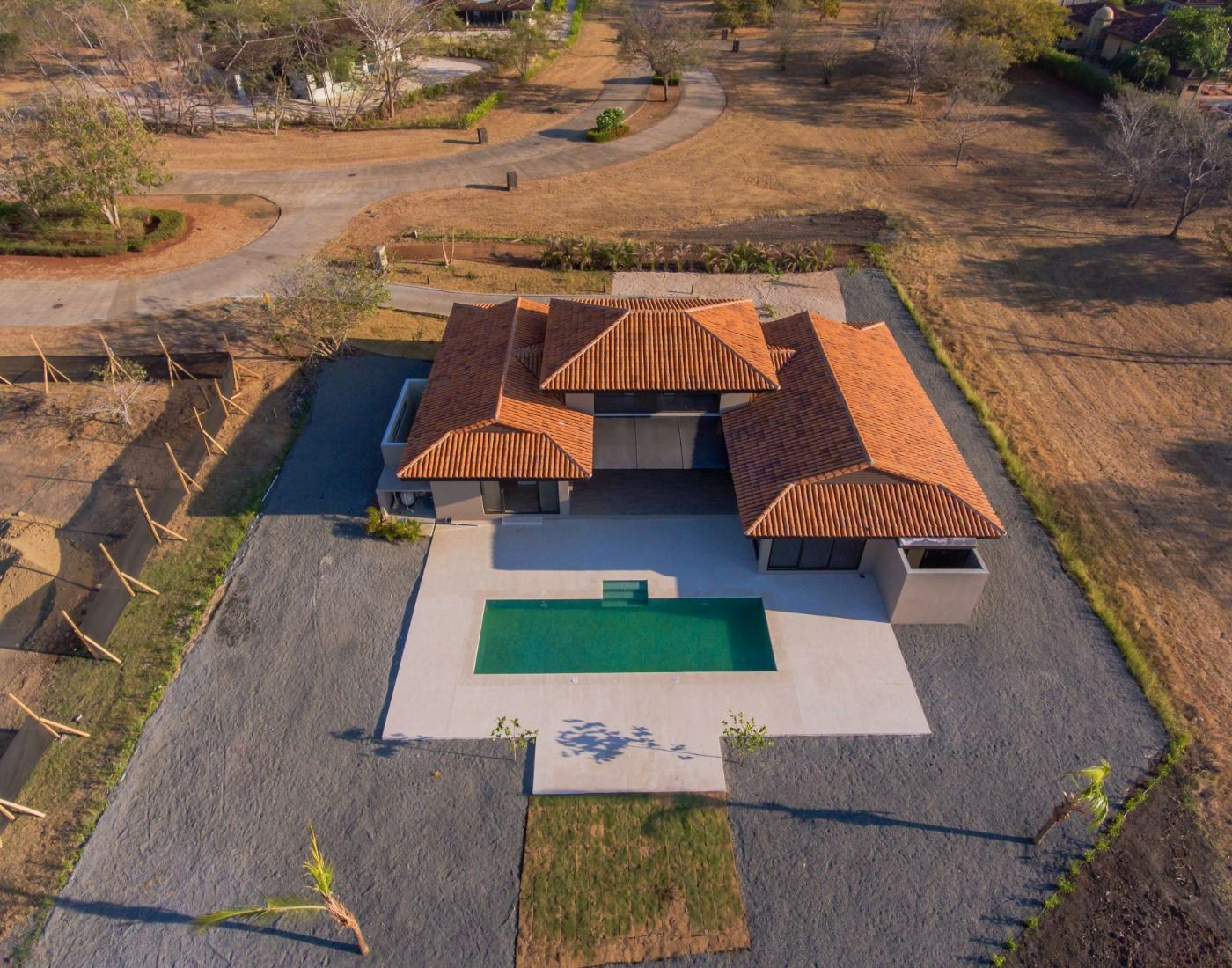 Remarkable Golf-Front Home in Hacienda Pinilla   Entertainer's Dream